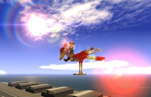 Link Loftwing Plane